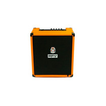 Combo Orange Crush Pix Para Bajo Eléctrico 50w 1x12 Cr50bxt