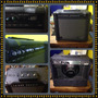 Amplificador Crate Gfx 120