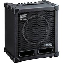 Amplificador Combo Para Bajo Roland Cb-60 Xl