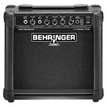 Behringer Bt108 Amplificador Para Bajo.
