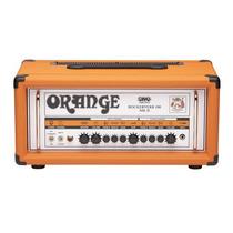 Amplificador Guitarra Elect Orange Rockverb,100w Rk100hmii
