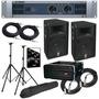 Yamaha P3500s Amplificador Paquete De Audio