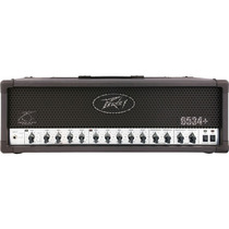 Peavey 6534 Plus 120 Watt Amplificador De Guitarra
