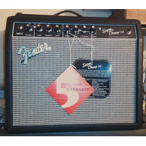 Fender Super Champ X2 A Bulbos Amplificador De Guitarra