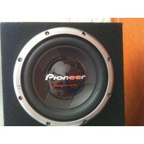 Subwoofer Pioneer 12 30cm Champions Series 1400wtts Cajonmn4