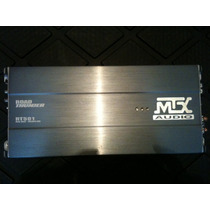 Amplificador Mtx Road Thunder Rt 501 Mn4