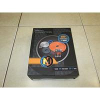 Memphis Kit Cable Cable 4,100% Cobre Punch,kiker,jl Audio