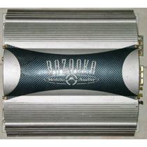 Amplificador Bazooka Clase D 500w Mdn
