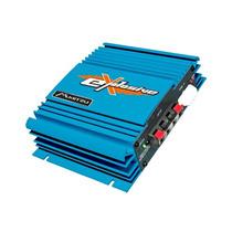 Amplificadores :: Amp Mitzu Hi Power 2 Canales 650 W Azul