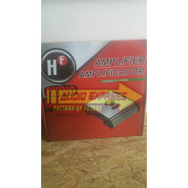 Amplificador 400watts 2 Canales A/b Hf 1000.2 Para Subwoofer