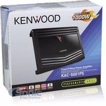 Amplificador Kenwood Kac-5001ps Clade D 1 Canal Monoblock