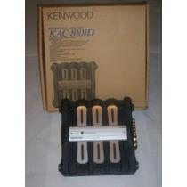 Amplificador Kenwood Mod. Kac- 8101d