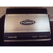 Amplificador Jensen Power 760