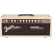 Fender Super Sonic 22 22w Tube Guitar Amp Head Blonde