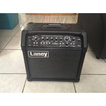Remato Amplificador Laney P20 Con Efectos En Perfecto Estado