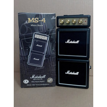 Marshall Ms-4 Microstack (fender Orange Peavey Roland Mesa)
