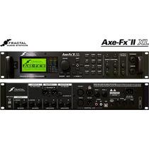Axe Fx Fractal Audio Xl Nuevo