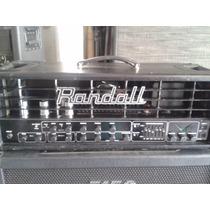 Randall V2 (400watts A 4 Ohmms) Black Or Death Metal Sound