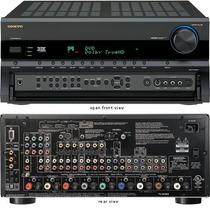 Onkyo Tx-sr805 7.1 Canales 300 Watt Amplificador Receiver