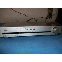 Technics Tuner Hi Fi Metalico Micro Series