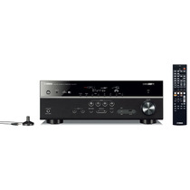 Yamaha Rx-v577 7.2-channel Wi-fi Network Av Receiver Airplay