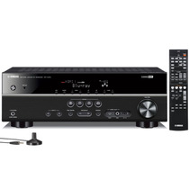 Yamaha Rx-v375 5.1 Channel 3d A-v Home Theater Receiver