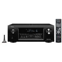 Denon Avr-x4000 7.2-channel 4k Network Av Receiver Airplay