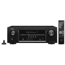 Denon Avr-s500bt 5.2 Channel Av Receiver Bluetooth Y 4k