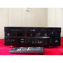 Yamaha Rx-v1200 Amplificador 6.1 Control Y Al 100%