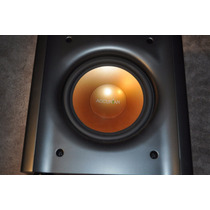 Subwoofer Accurian 8 125 Watts Rms Mod Asw-5060