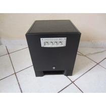 Subwoofer Activo Yamaha Yst-sw21 Para Tu Amplificador