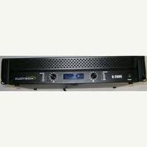 Amplificador Audio Profesional Audyson Poder Mod. D-1500