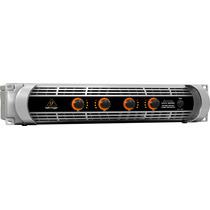 Amplificador De 4 Canales Behringer Nu4-6000