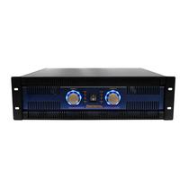 Amplificador Panel Iluminado 1200w Rms Xlr Plug Y Mas Xaris.
