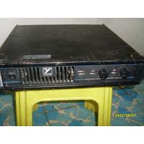 Amplificador Yorkville Serie Ap-4040,2x1200 Watts Rms,potent