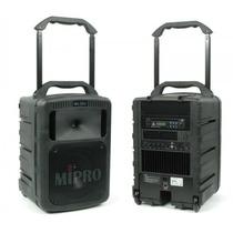 Amplificador De Audio C-reprod.de Disco Mipro Ma-708pad