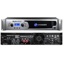 Amplificador De Audio Crown Xls1500 Poder Y Alto Rendimiento