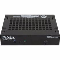 Atlas Sound Pa60g Amplificador De Potencia