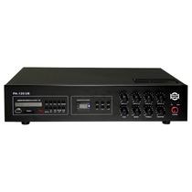 Amplificador Profesional Dj 120w Mp3/usb Bocina Disco