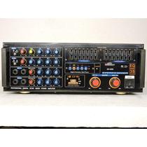 Poder, Amplificador, Ecualizador
