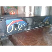Amplificador Back Stage 6100, Para Reparar O Refacciones !!