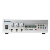 Amplificador De 40 Watts, Con Lector De Tarjetas Flash Drive
