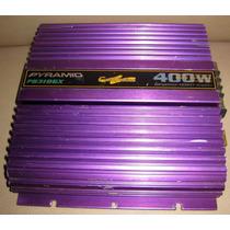 Amplificador Pyramid Pb310gx Golden Series 400w Cambio