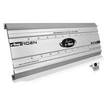 Tb Amplificador P/ Auto Lanzar Vibe452n Vibe 6000 Watt 4-ch