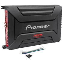 Tb Amplificador P/ Auto Pioneer Gm-a6604 4 Channel 760 Watts