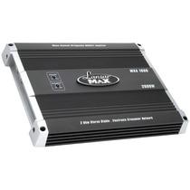 Tb Amplificador P/ Auto Lanzar Mxa414 2000 Watt 4ch