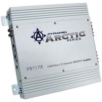 Tb Amplificador P/ Auto Pyramid Pb717x 1,000-watt 2-ch