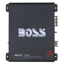 Tb Amplificador Boss Audio R1100m Riot 1100-watts Monobloc