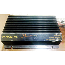 Amplificador Criag Powerplay Plus 140 Watts (rms) Old School
