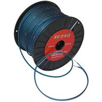 Rollo De Cable Dúplex Para Altavoz Calibre Awg No. 16.